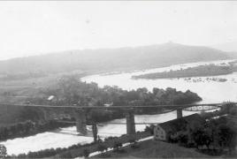 Aare um Altenburg vor 1948