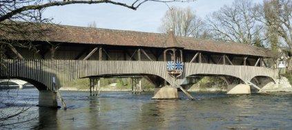 Holzbrücke Turgi 3